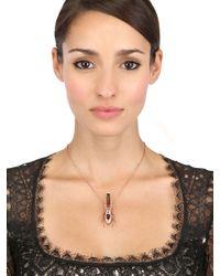 Daniela Villegas - Pink Chloris Necklace - Lyst