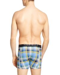 BOSS - Multicolor 'cyclist 2p Fn Print' | Stretch Cotton Boxer Briefs, 2-pack for Men - Lyst