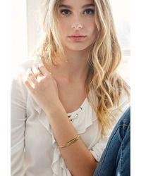 Forever 21 | Metallic Katie Dean Sweet Nothings Bracelet | Lyst