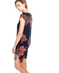 Liu Jo   Blue 'thym' Dress   Lyst