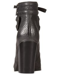 Kenneth Cole Reaction Black Women's Might Rocket Booties