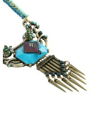 Ziba | Multicolor Caroline Necklace | Lyst