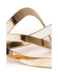 Charlotte Chesnais - Set Of Yellow Vermeil Endless Earrings - Lyst