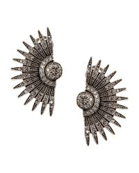 Lulu Frost | Metallic Earrings | Lyst