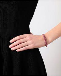 Carolina Bucci Blue Twisted 18k Gold-plated Sterling Silver Bracelet