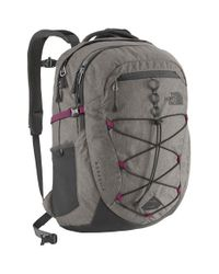 The North Face Gray 'borealis' Backpack