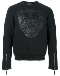 Philipp Plein - Black 'wonder' Sweatshirt for Men - Lyst