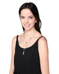 Hipanema | Blue Necklace / Longcollar | Lyst