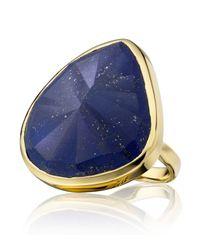 Monica Vinader Blue Siren Cocktail Ring