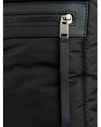 Balenciaga Black Traveller Lightweight Backpack for men