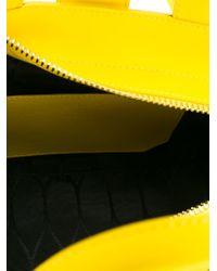 KENZO - Multicolor Yellow Mini Kalifornia Bag - Lyst
