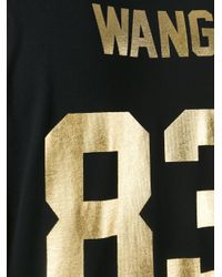 LES (ART)ISTS Metallic Wang 83 T-shirt for men