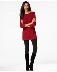 Style & Co. - Red Only At Macy's - Lyst