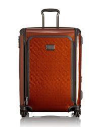 Tumi - Orange Sunrise Tegra-lite Max Medium-trip Packing Case for Men - Lyst