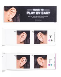 BaubleBar Multicolor Trending: Play By Ear Gift Set