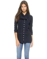 The Lady & The Sailor - Blue Funnel Jacket - Navy - Lyst