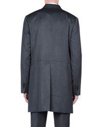 DSquared² | Gray Coat for Men | Lyst
