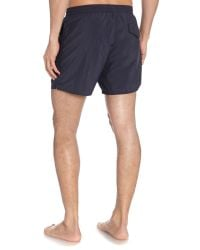 Emporio Armani | Blue Drawstring Swimming Shorts for Men | Lyst