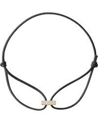 Georg Jensen Metallic Magic 18ct Gold Diamond Bracelet