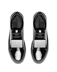Acne Studios Adriana Patent Black