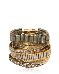 Hipanema | Brown Platine Bracelet | Lyst
