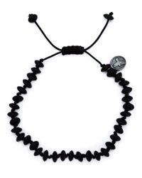 Joseph Brooks | Black Onyx Beaded Bracelet for Men | Lyst