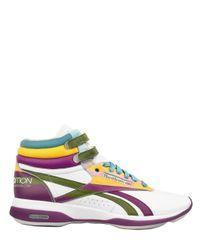 Reebok - Multicolor Limit.ed Easytone Hi Sneakers for Men - Lyst