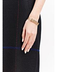 Jem | Metallic Jem Voids M Bracelet | Lyst