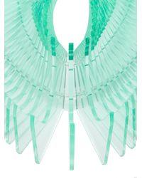 Sarah Angold Studio - Green Capitra Necklace - Lyst