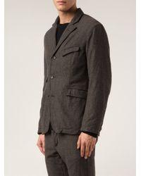 Engineered Garments Gray 'Andover' Herringbone Jacket for men