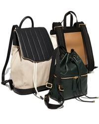 Marni - Natural Parachute Tricolor Backpack for Men - Lyst