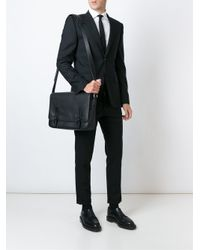 Michael Kors - Black 'bryant' Messenger Bag for Men - Lyst
