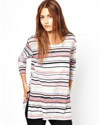 Cheap Monday - Multicolor Stripe Top - Lyst