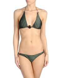 Valentina Vox - Green Bikini - Lyst