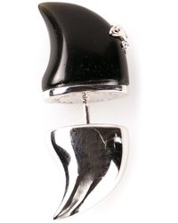 Vivienne Westwood | Black Idris Claw Single Earring | Lyst