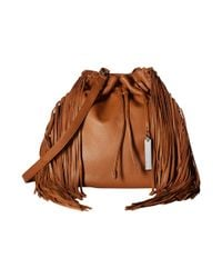 Vince Camuto | Brown Sunni Backpack | Lyst