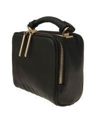 3.1 Phillip Lim | Black Mini Pashli Satchel | Lyst