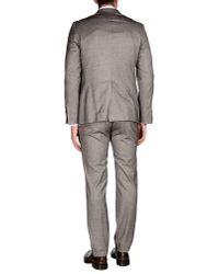 Tonello | Gray Suit for Men | Lyst
