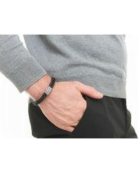 John Hardy - Black Classic Chain Bracelet for Men - Lyst