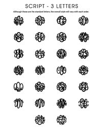 BaubleBar - Pink Circle Script Monogram Bracelet - Lyst