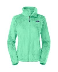 The North Face Green 'osito 2' Jacket