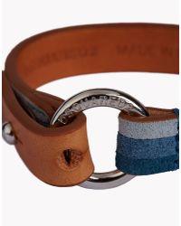 DSquared² - Blue Rainbow Armlet for Men - Lyst