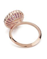 Katie Rowland | Purple Women's Mini Orb Ring | Lyst