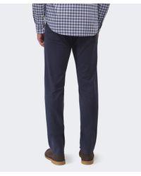 Cerruti 1881 | Blue Slim Fit Gabardine Jeans for Men | Lyst