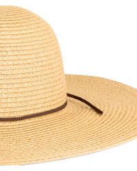 H&M Natural Straw Hat