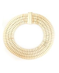 Rosantica | Metallic Cleopatra Necklace | Lyst