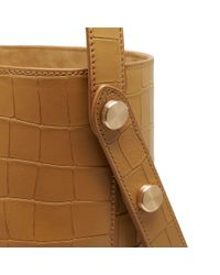 Mulberry - Natural Small Kite Leather Tote - Lyst