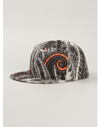 Givenchy - Multicolor Paisley Print Cap for Men - Lyst