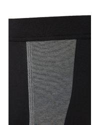BOSS - Black Long Johns In Cotton Blend With Coolmax® Technology: 'long John Cw Cotton+' for Men - Lyst