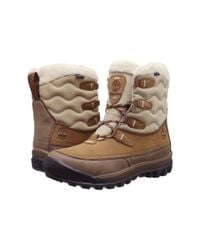 Timberland | Brown Woodhaven Mid Waterproof Insulated | Lyst